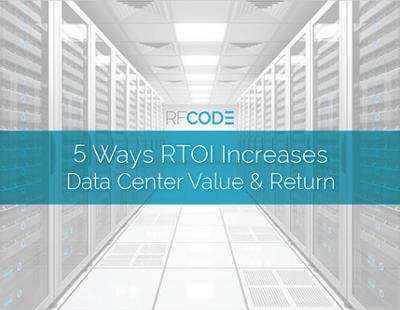"Download ""5 Ways RTOI Increases Data Center Value and Return"" Now"