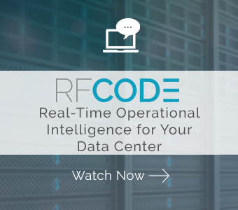 RF Code: Real-Time Operational Intelligence for Your Data Center