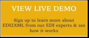 EDI2XML live demo