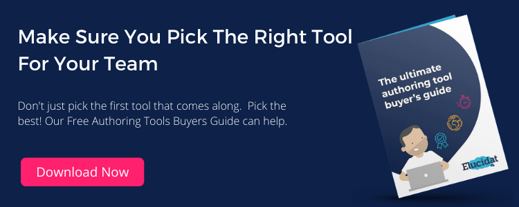 authoring tool buyers guide - download now
