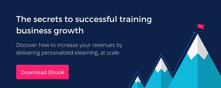 training provider ebook