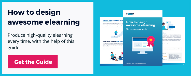 Get the best practice guide to designing awesome elearning for finance!