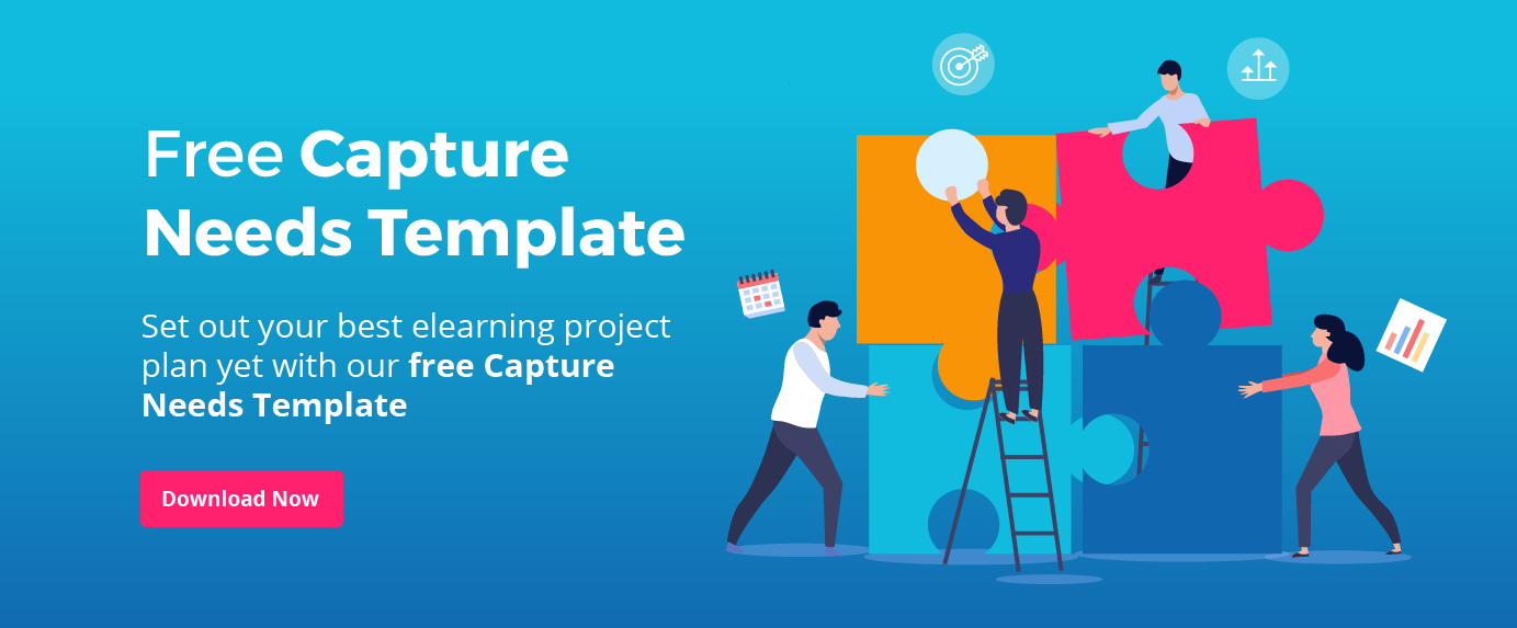 Elearning project capture needs guide