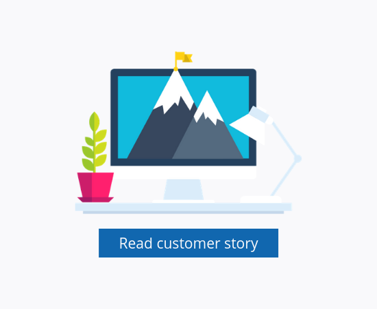Read customer story