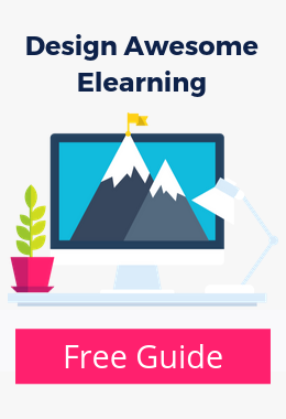 design awesome elearning - free guide