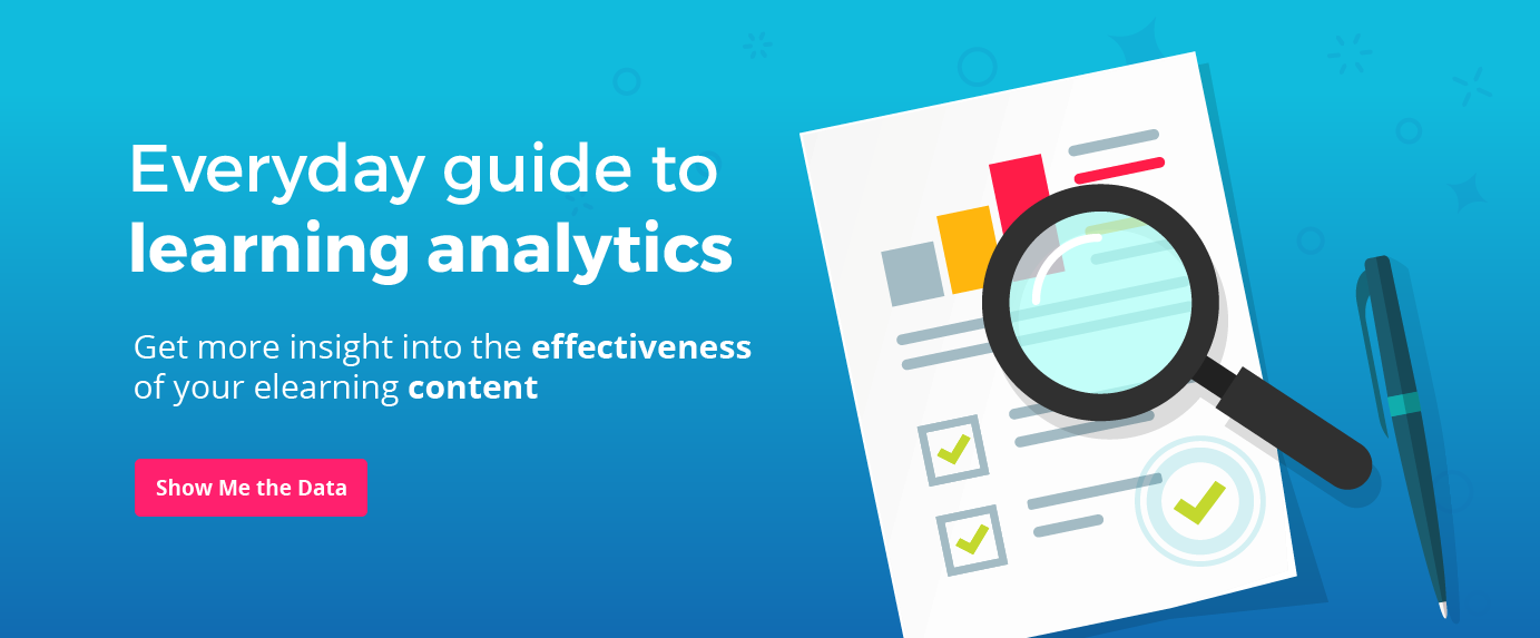 Elearning analytics guide