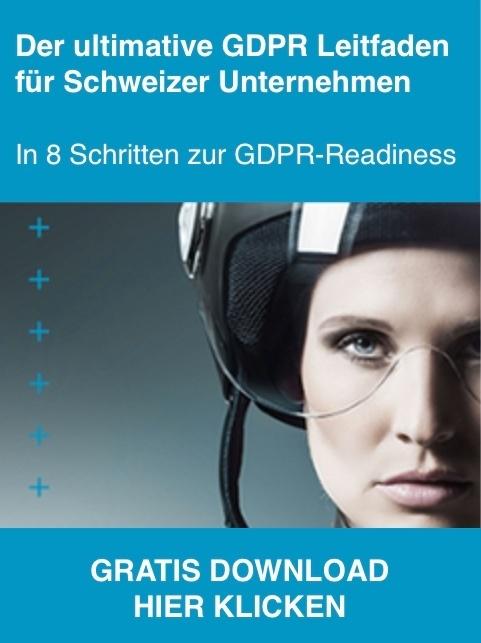 InfoGuard_GDPR Leitfaden_Whitepaper