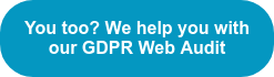 You too? We help you with our GDPR Web Audit