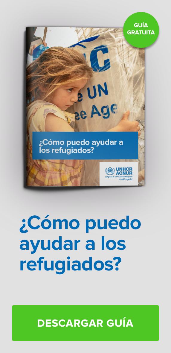 Ayudar a los refugiados