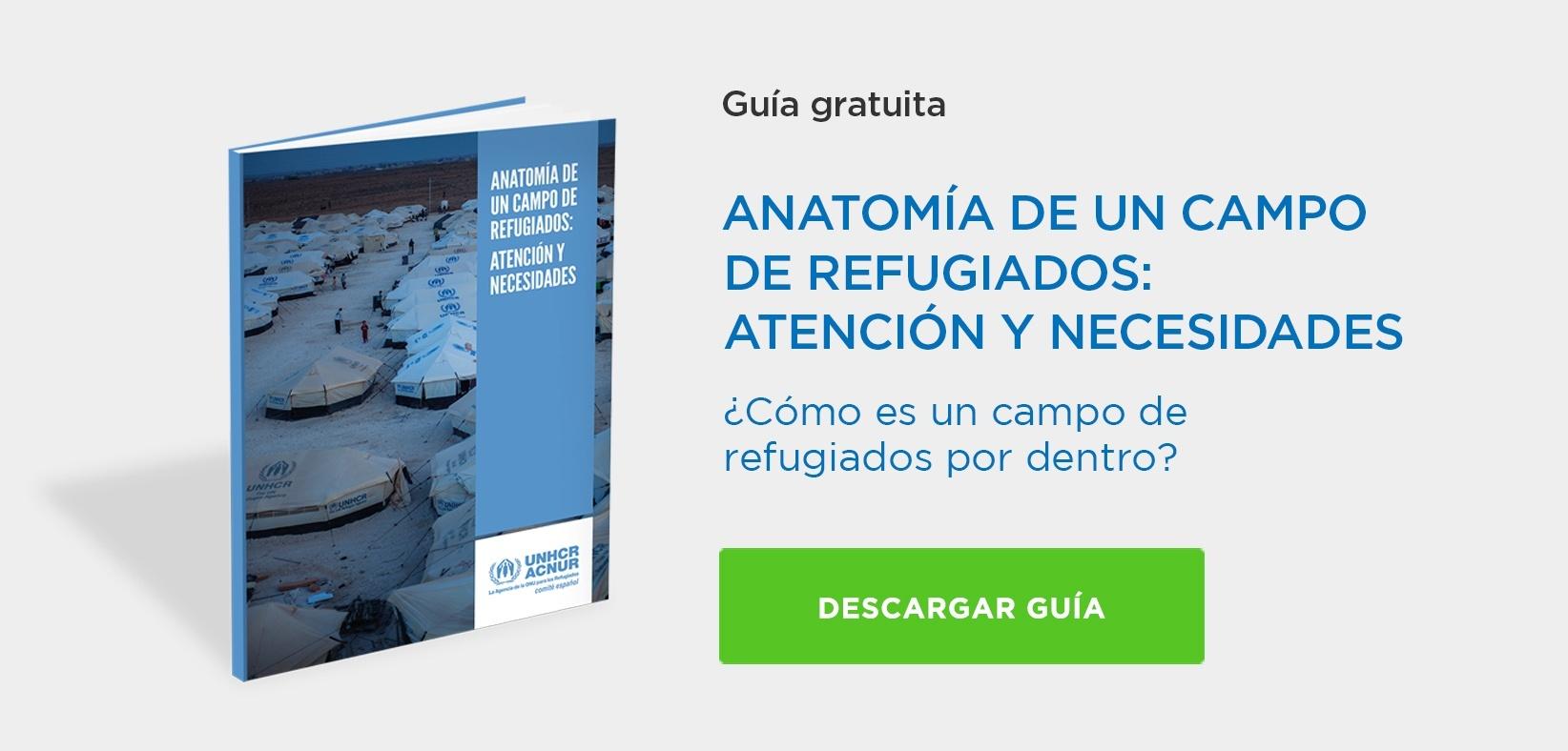 Descarga guía Anatomía de un campo de refugiados