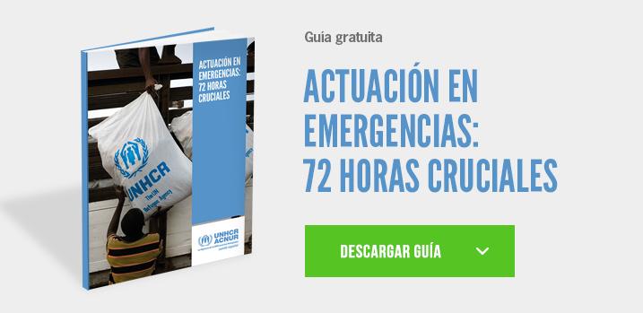 Guía Actuación en emergencias
