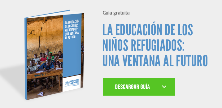 Guía Educación de los niños refugiados