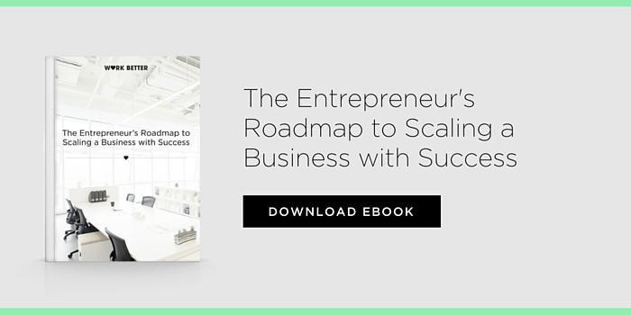 Free ebook on how to scale your business for success