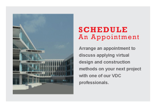 Arrange an appointment with a VDC professional