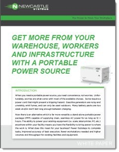 portable power system white paper