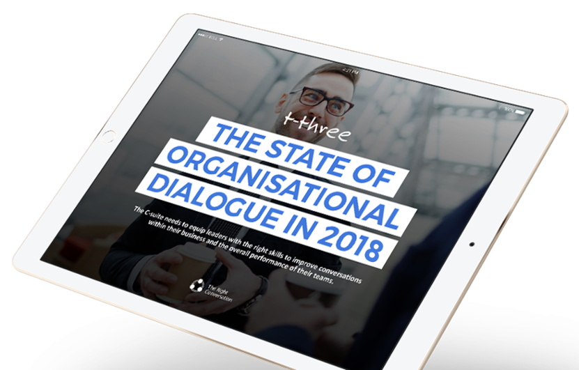 The State of Organisational Dialogue 2018