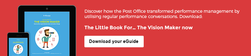 Download your eGuide: The Little Book For... The Vision Maker