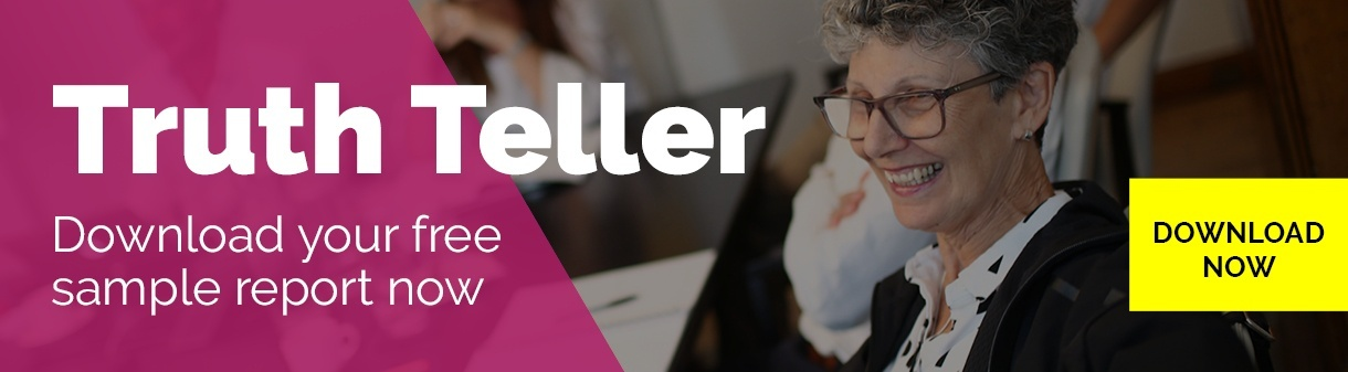 Download your sample Truth Teller report