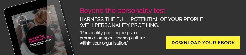 Beyond the Personality Test
