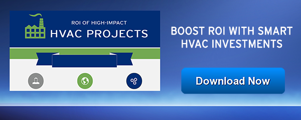 ROI of High-impact HVAC Projects