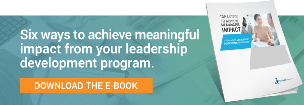 Six ways to achieve meaningful  impact from your leadership development program.