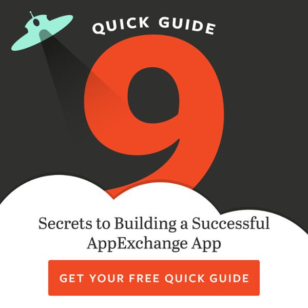 9 Secrets to Building a Successful AppExchange App