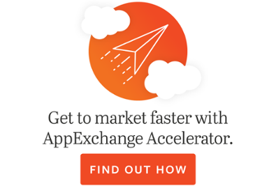 Get to market faster with AppExchange Accelerator.