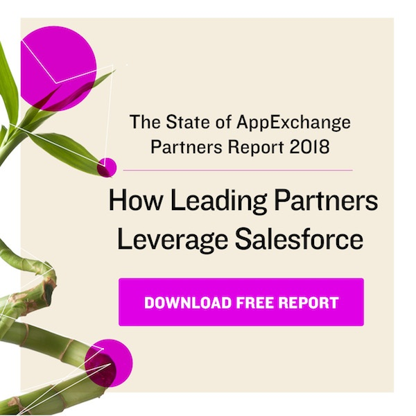Download the State of AppExchange Partners Report