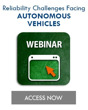 Reliability Challenges Facing Autonomous Vehicles