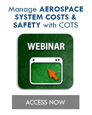 Reliable Implementation of COTS Parts and Assemblies into Aerospace Systems Webinar