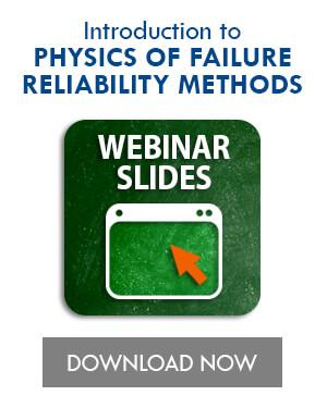 Introduction to Physics of Failure Reliability Methods