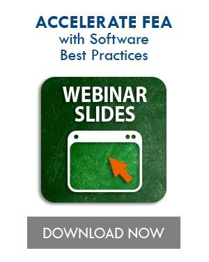 Best Practices in Accelerating FEA in Abaqus, Ansys and NX Nastran webinar