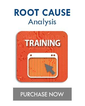 Root Cause Analysis Training Webinar