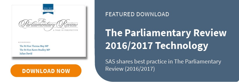 Download the Parliamentary Review, Technology Edition for 2017