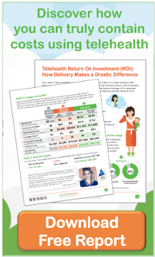 Telehealth ROI Delivery Drastic Difference