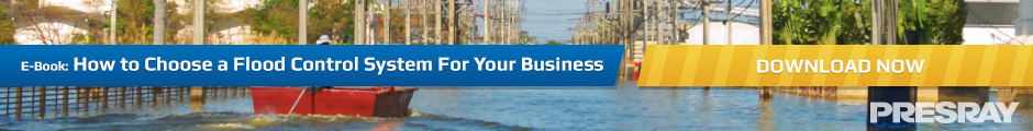 How to Choose a Flood Control System for Your Business
