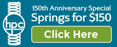 Hardware-Products-150-Anniversary-Springs-for-$150-offer