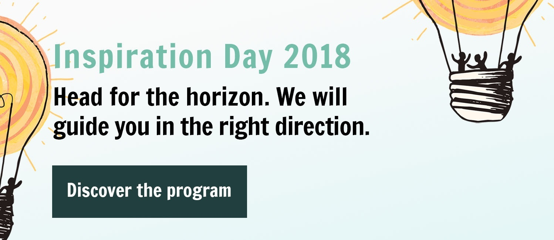 Program Inspiration Day 2018