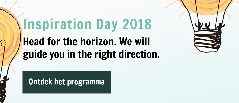 Programma Inspiration Day 2018