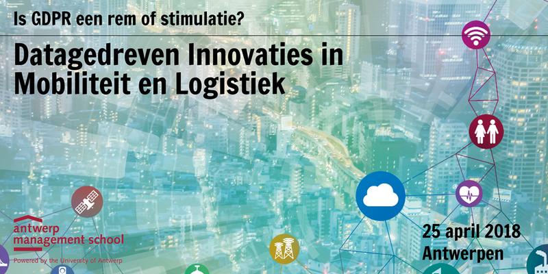 GDPR in mobiliteits- en logistieke uitdagingen