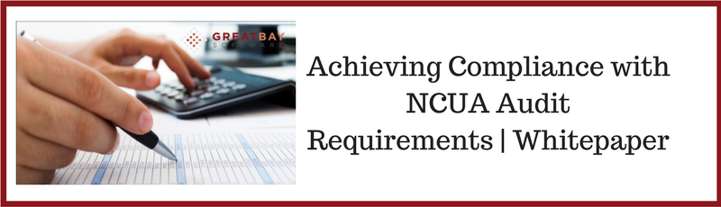NCUA Audit Compliance Whitepaper