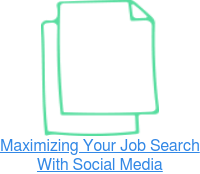 Maximizing Your Job Search With Social Media