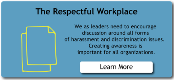 The Respectful Workplace Training Guide
