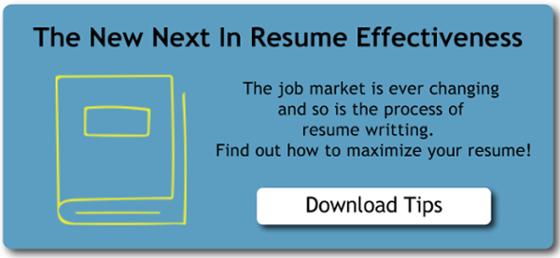 New Next in Resume Effectiveness