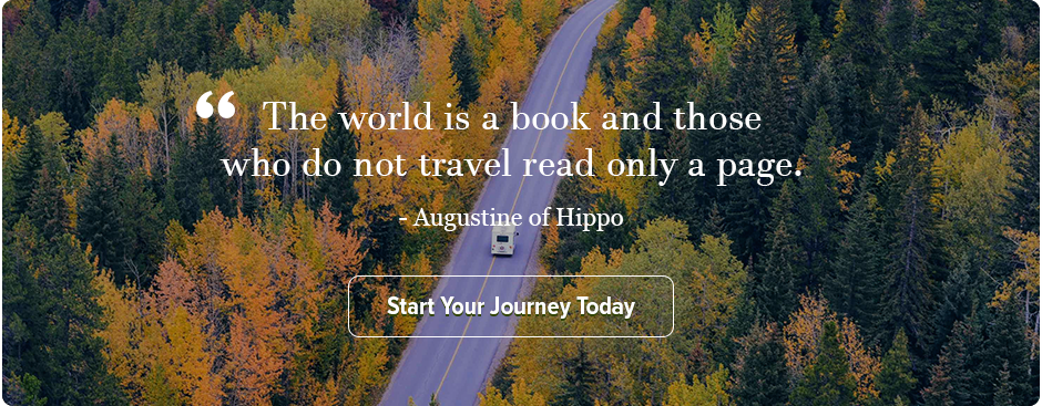 Start Your Journey Today