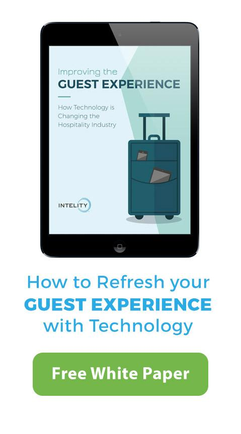 Improving the guest experience with technology white paper download