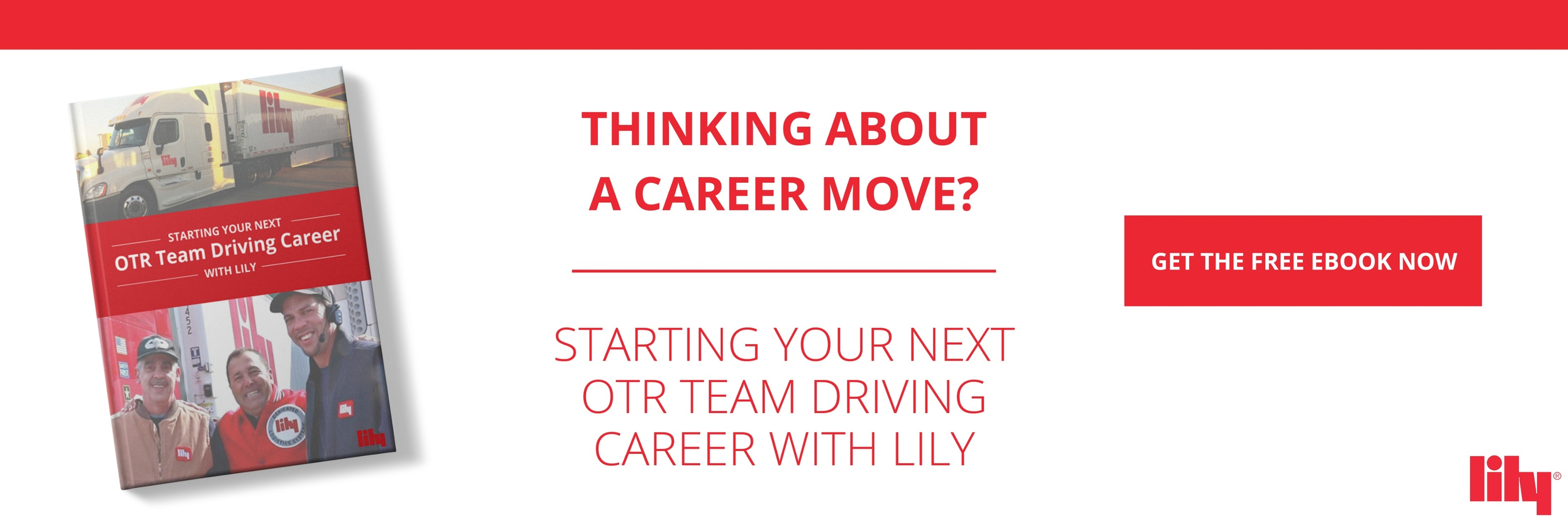 Starting Your Next OTR Team Driving Career with Lily