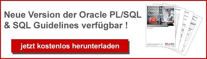 Download Oracle PL/SQL & SQL Guidelines for free