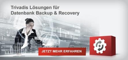 Mehr zu den Trivadis Lösungen für Datenbank Backup & Recovery