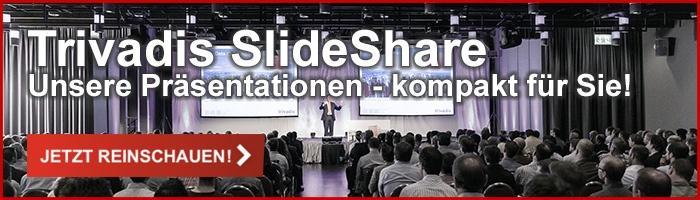 Trivadis auf SlideShare